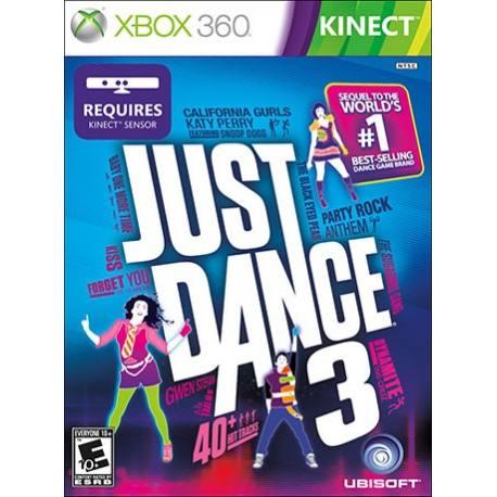 بازی Just Dance 3 برای Kinect