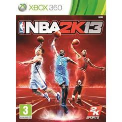 NBA 2K13 بازی Xbox 360