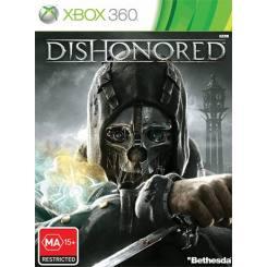 Dishonored بازی Xbox 360