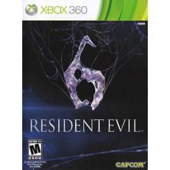 Resident evil 6 بازی Xbox 360