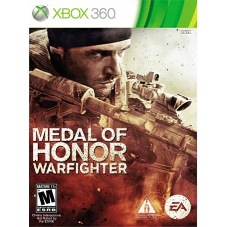 Medal of honor Warfighter بازی Xbox 360