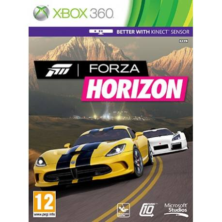 Forza Horizon بازی Xbox 360
