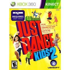 بازی Just Dance Kids 2 برای Kinect
