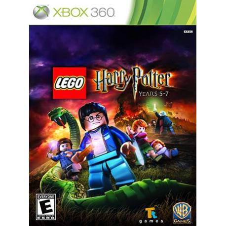 Lego Harry Potter Years 5-7 بازی Xbox 360