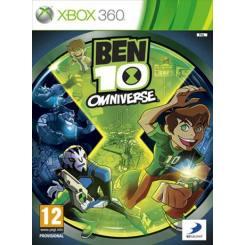 Ben 10: Omniverse بازی xbox 360