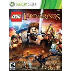 Lego The Lord of the Rings بازی Xbox 360