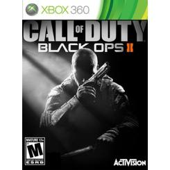 Call of Duty Black Ops II بازی Xbox 360