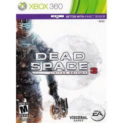Dead space 3 بازی Xbox 360
