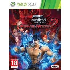 Fist of the North Star: Ken's Rage 2 بازی Xbox 360