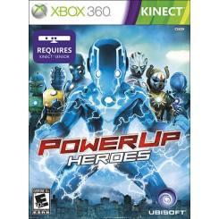بازی PowerUp Heros برای Kinect