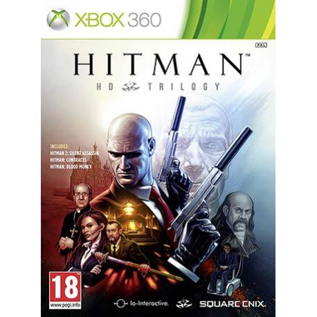 Hitman HD Trilogy بازی Xbox 360