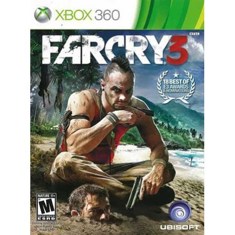 Far Cry 3 بازی Xbox 360