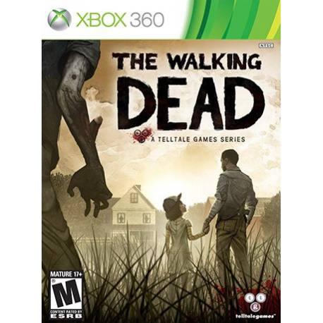 The Walking Dead بازی Xbox 360