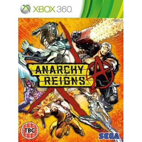 Anarchy Reigns بازی Xbox 360