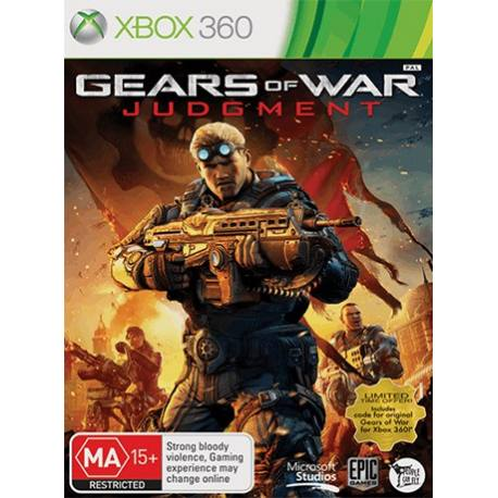 Gears of War: Judgment بازی Xbox 360