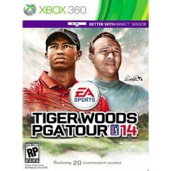 Tiger Woods PGA Tour 14 بازی Xbox 360