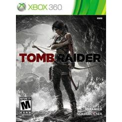 Tomb Raider 2013 بازی Xbox 360