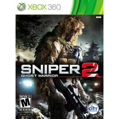Sniper: Ghost Warrior 2 بازی Xbox 360