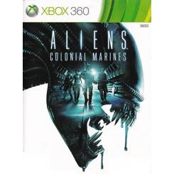 Aliens: Colonial Marines بازی Xbox 360