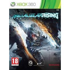 Metal Gear Rising Revengeance بازی Xbox 360