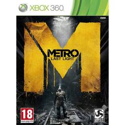 Metro: Last Light بازی Xbox 360