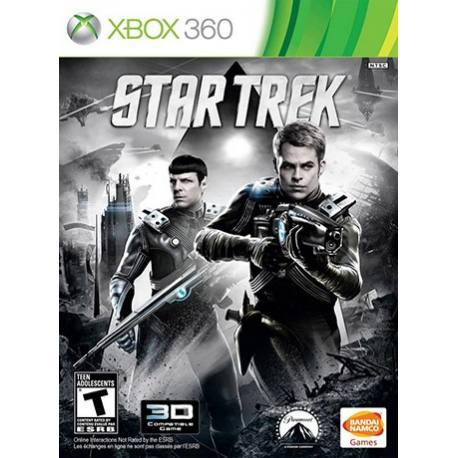 Star Trek The Video Game بازی Xbox 360