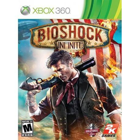 BioShock Infinite بازی Xbox 360