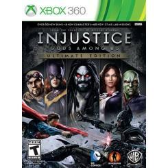 Injustice: Gods Among Us بازی Xbox 360