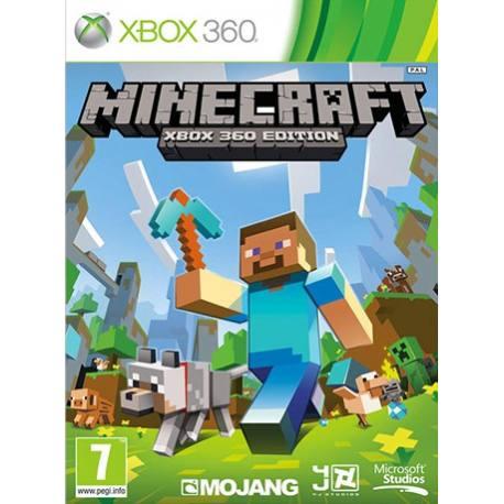 Minecraft Xbox 360 Edition بازی Xbox 360