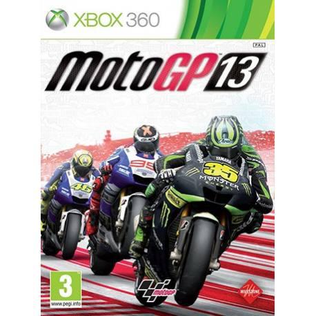 MotoGp 13 بازی Xbox 360