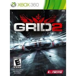 Grid 2 بازی Xbox 360