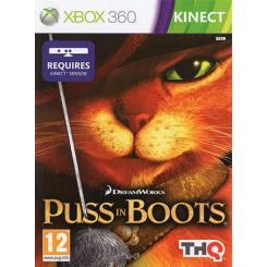 بازی Puss in Boots برای Kinect