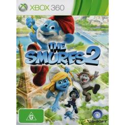 The Smurfs 2 بازی Xbox 360
