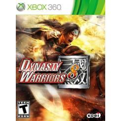 Dynasty Warriors 8 بازی Xbox 360