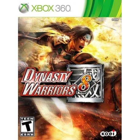 Dynasty Warriors 8 بازی Xbox 360