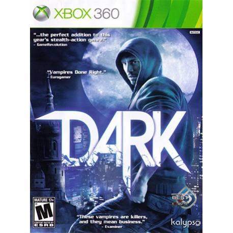 Dark بازی Xbox 360