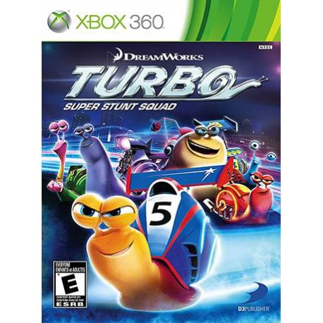 Turbo Super Stunt Squad بازی Xbox 360