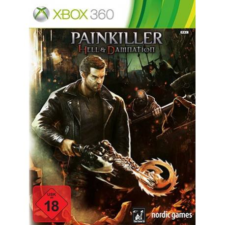 Painkiller Hell & Damnation بازی Xbox 360