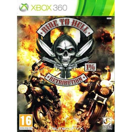 Ride to Hell بازی Xbox 360
