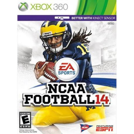 NCAA Football 14 بازی Xbox 360