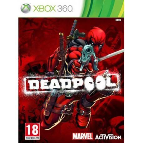 Deadpool بازی Xbox 360