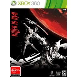 Killer is Dead بازی Xbox 360