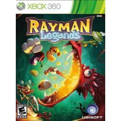 Rayman Legends بازی Xbox 360