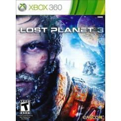 Lost Planet 3 بازی Xbox 360