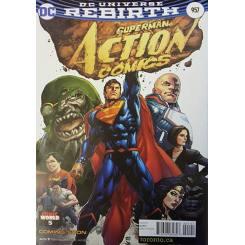 کتاب کمیک سوپرمن - DC Universe Rebirth