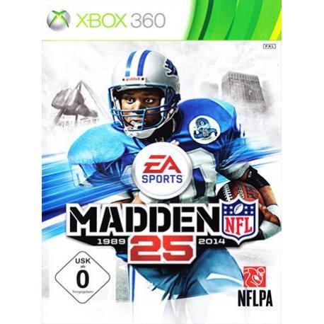 Madden NFL 25 بازی Xbox 360