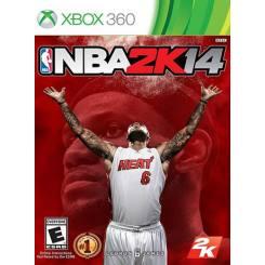NBA 2K14 بازی Xbox 360