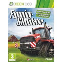 Farming Simulator 2013 بازی Xbox 360