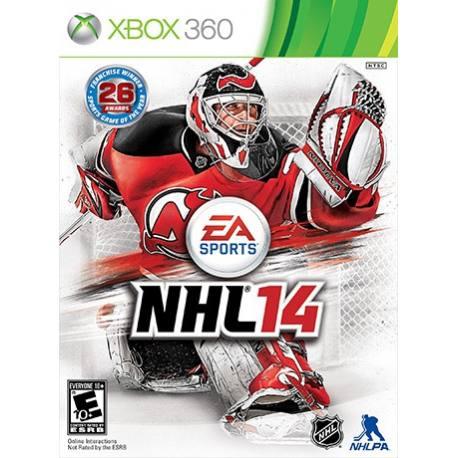 NHL 14 بازی Xbox 360