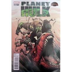کتاب کمیک پلنت هالک - Planet Hulk